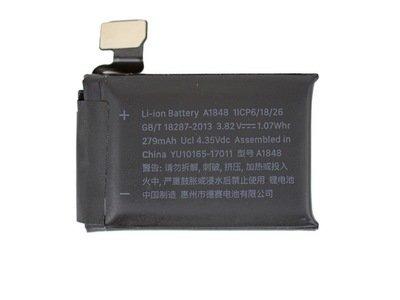 Apple Watch 3 (38 мм) замена батареи (реплика)