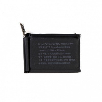 Apple Watch (42 мм) замена батареи (реплика)