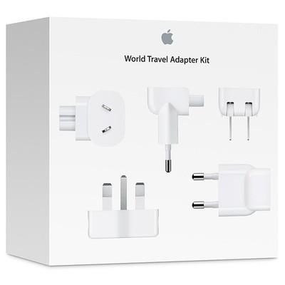 Комплект адаптеров Apple World Travel Adapter Kit