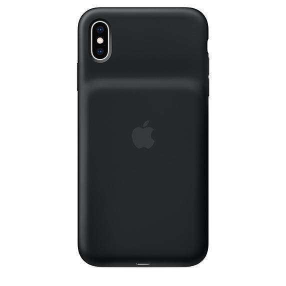 Чехол Smart Battery Case для iPhone XS Max ( производитель Apple) 01165