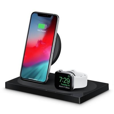 Док-станция Belkin BOOST↑UP для беспроводной зарядки iPhone и Apple Watch