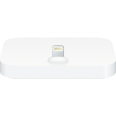Док-станция для iPhone с разъёмом Lightning, белый цвет
