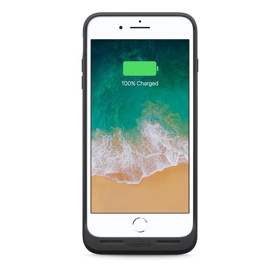 Беспроводной зарядный чехол mophie juice pack для iPhone 8 Plus/7 Plus 01596