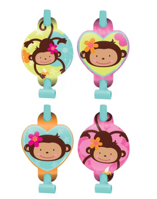 Monkey Love 8 ct Blow-Out