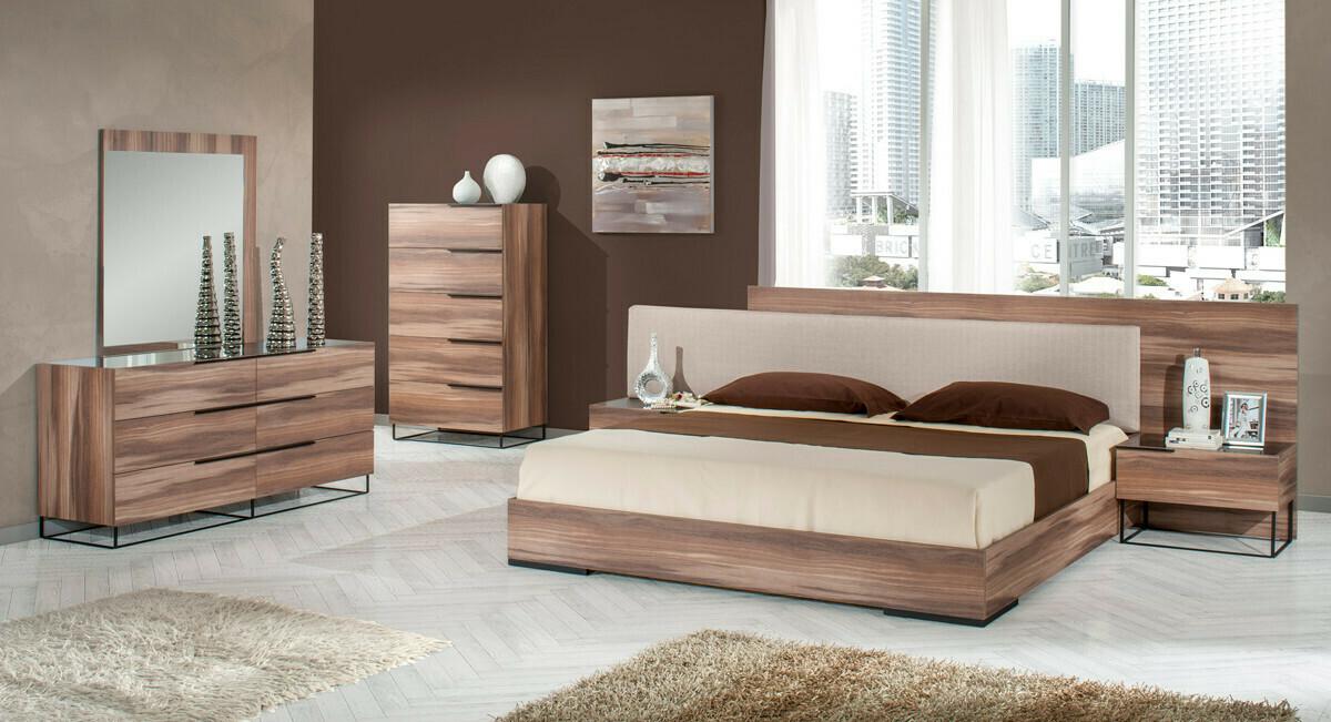 Nova Domus Marcela Italian Modern Bedroom Set VGACMARCELA-SET-Q