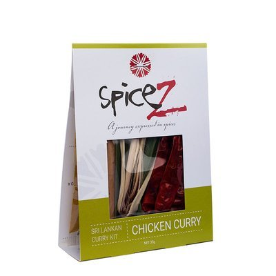 Chicken Curry Kit (Wholesale)