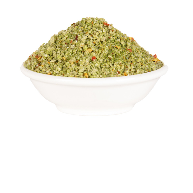 Kaffir Lime and Birdseye Chilli Salt