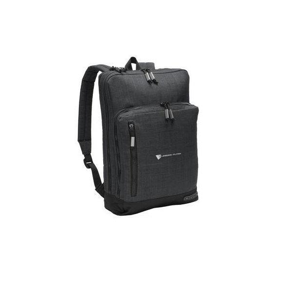 Ogio® Sly Pack Backpack - Header Gray w/ embroidered logo TMNKA-KBSQA