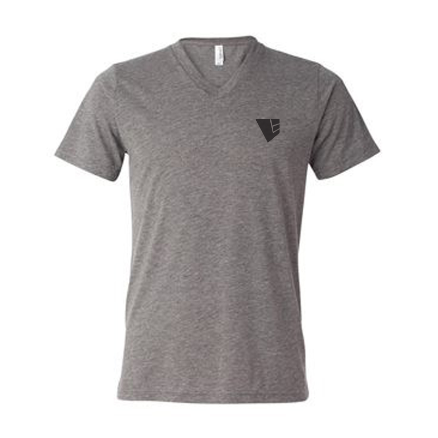 LF T-shirt - Short Sleeve, V-neck Style 00033