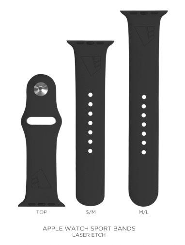 LF-branded Apple Watch Sport Band