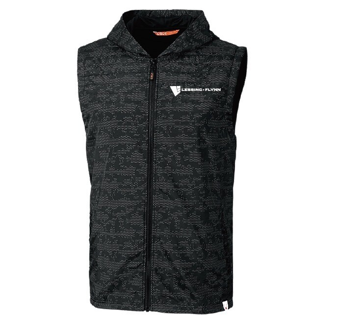 Swish Printed Sport Vest w/ Heat-seal logo