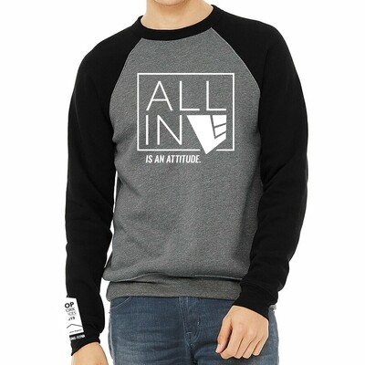 ALL IN Sweatshirt