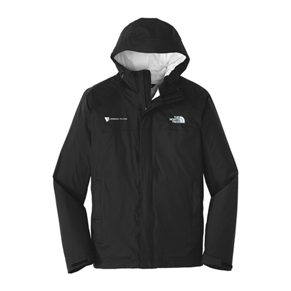 The North Face Men's DryVent Rain Jacket w/ Embroidered Logo