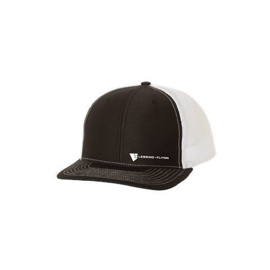 Richardson Trucker Snapback Cap - Embroidered