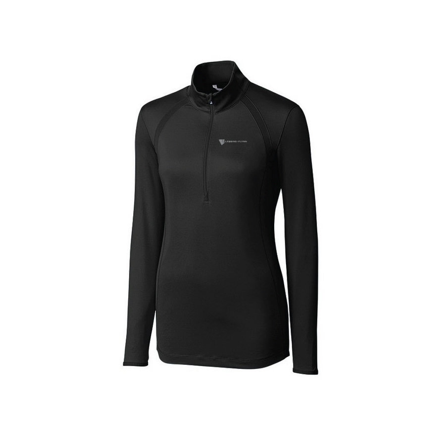 Cutter & Buck Williams Half-Zip with CB DryTec 50+UPF FVMKC-LNIHI