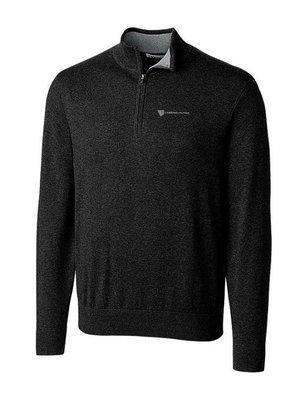 Cutter & Buck Lakemont Half Zip Sweater-Men's w/ Embroidered Logo