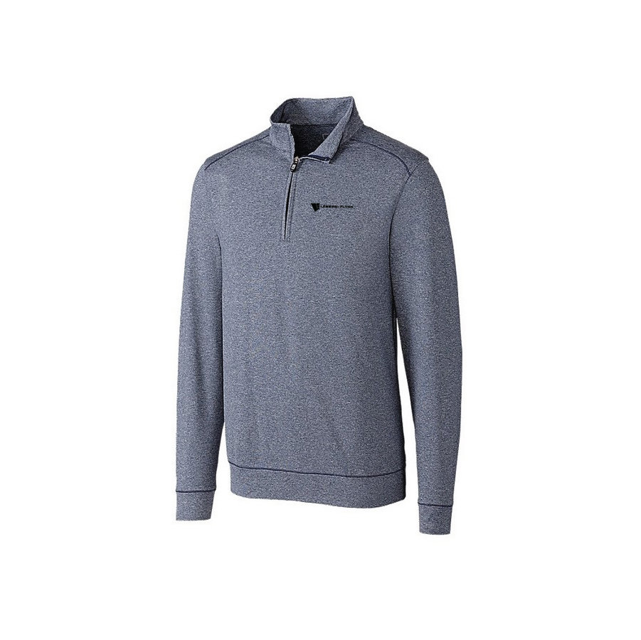 Cutter & Buck Shoreline Half Zip-Men's CVLEG-LNIFY