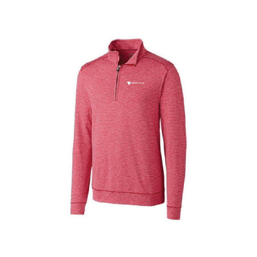Cutter & Buck Shoreline Half Zip-Men's