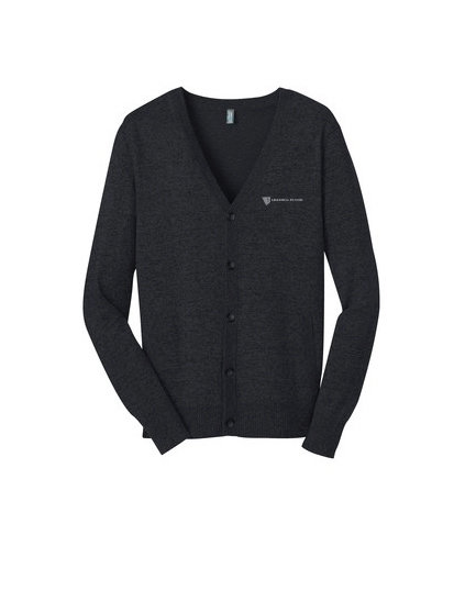 District Made® Men's Cardigan Sweater BRGDA-JCYFA