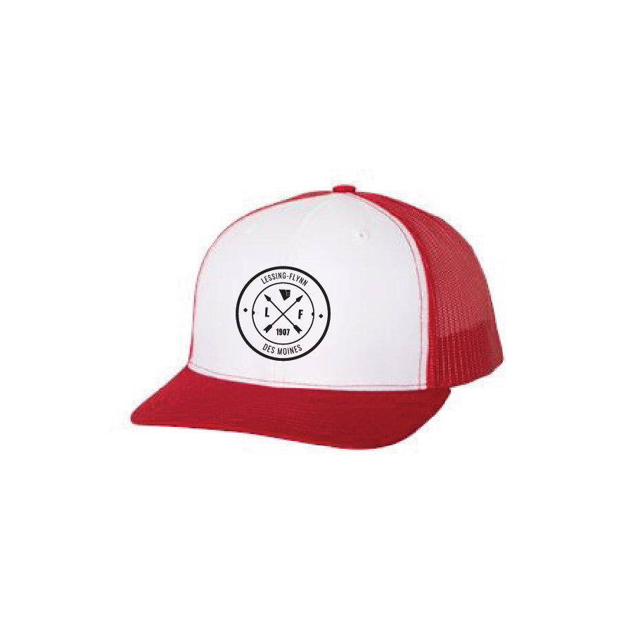 Richardson Trucker Snapback Cap - Embroidered UVMKH-LPPLZ