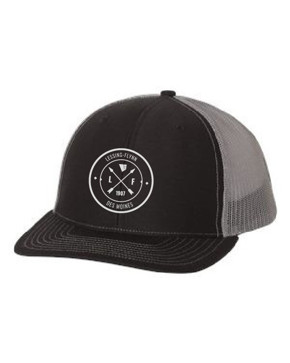 Richardson Trucker Snapback Cap - Embroidered