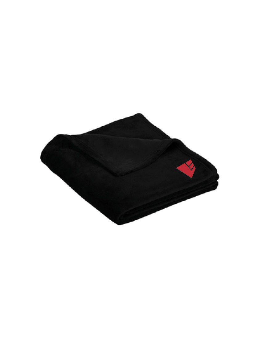 Port Authority® Ultra Plush Blanket - Embroidered GTNHA-MMMIG
