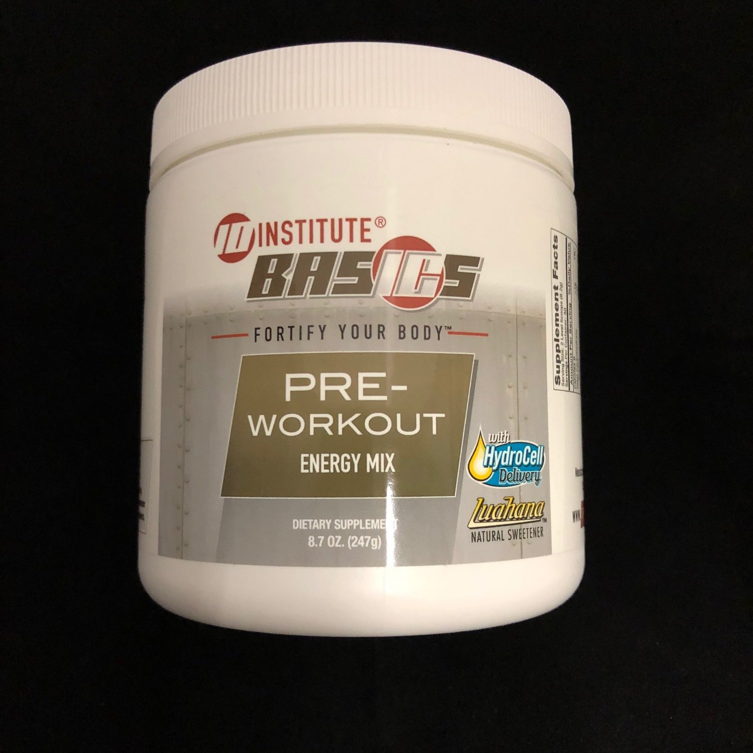 10 institute Pre Workout 818016013767