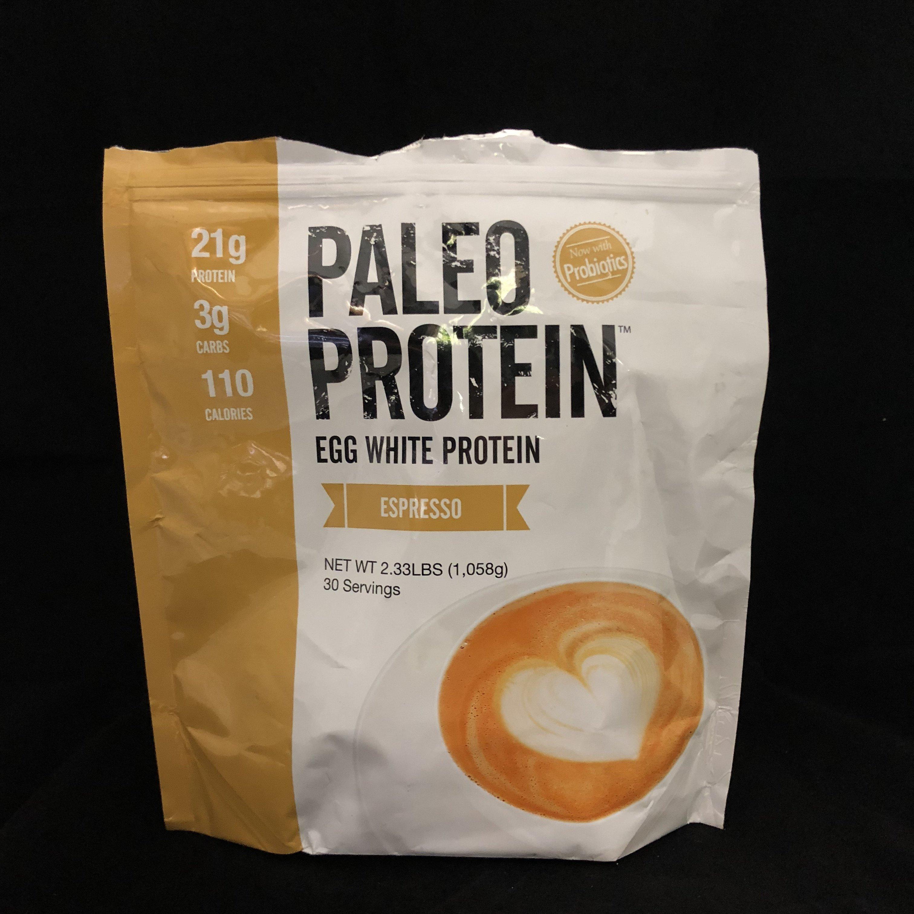Paleo Protein Espresso 813926003983