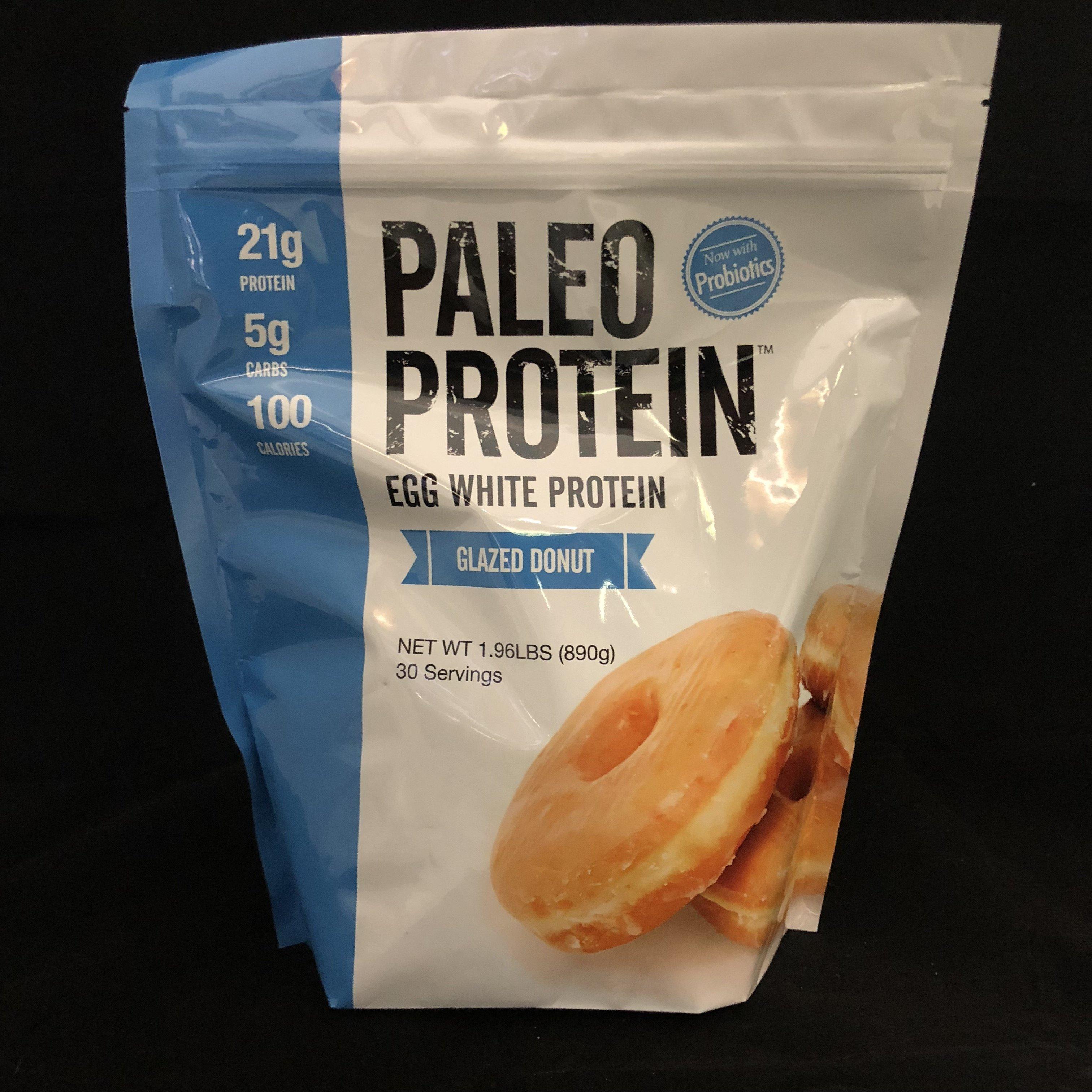Paleo Protein Glazed Donut 813926004140