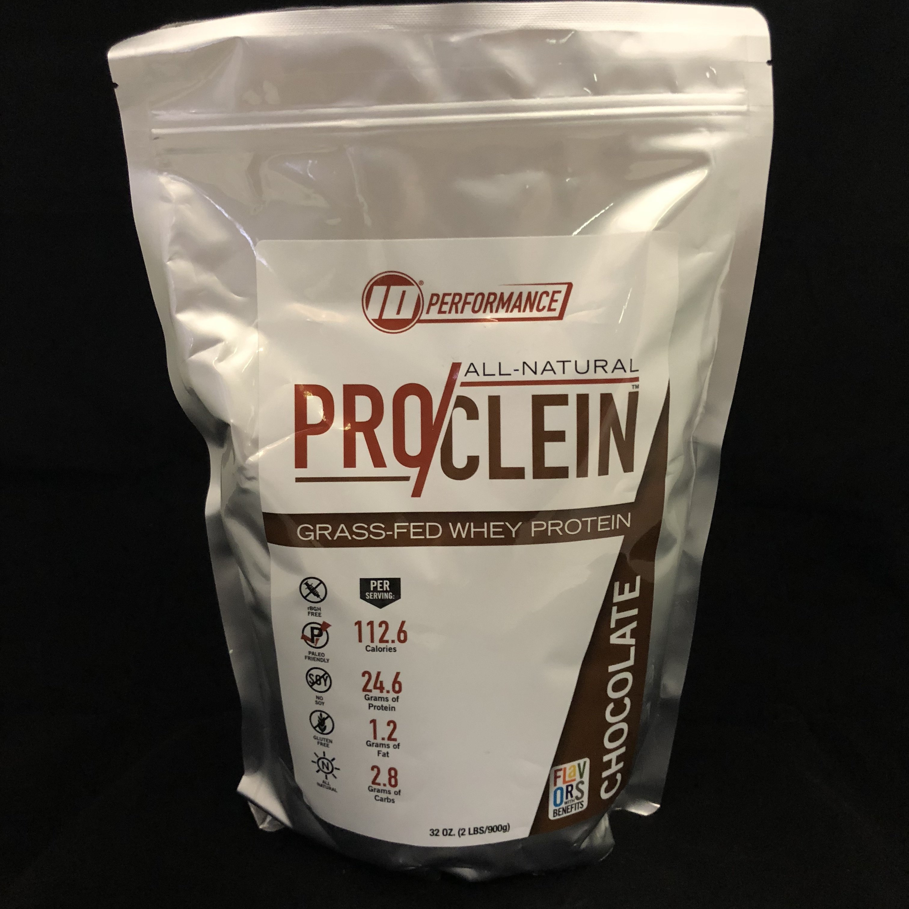 Pro Clean Chocolate 818016015358