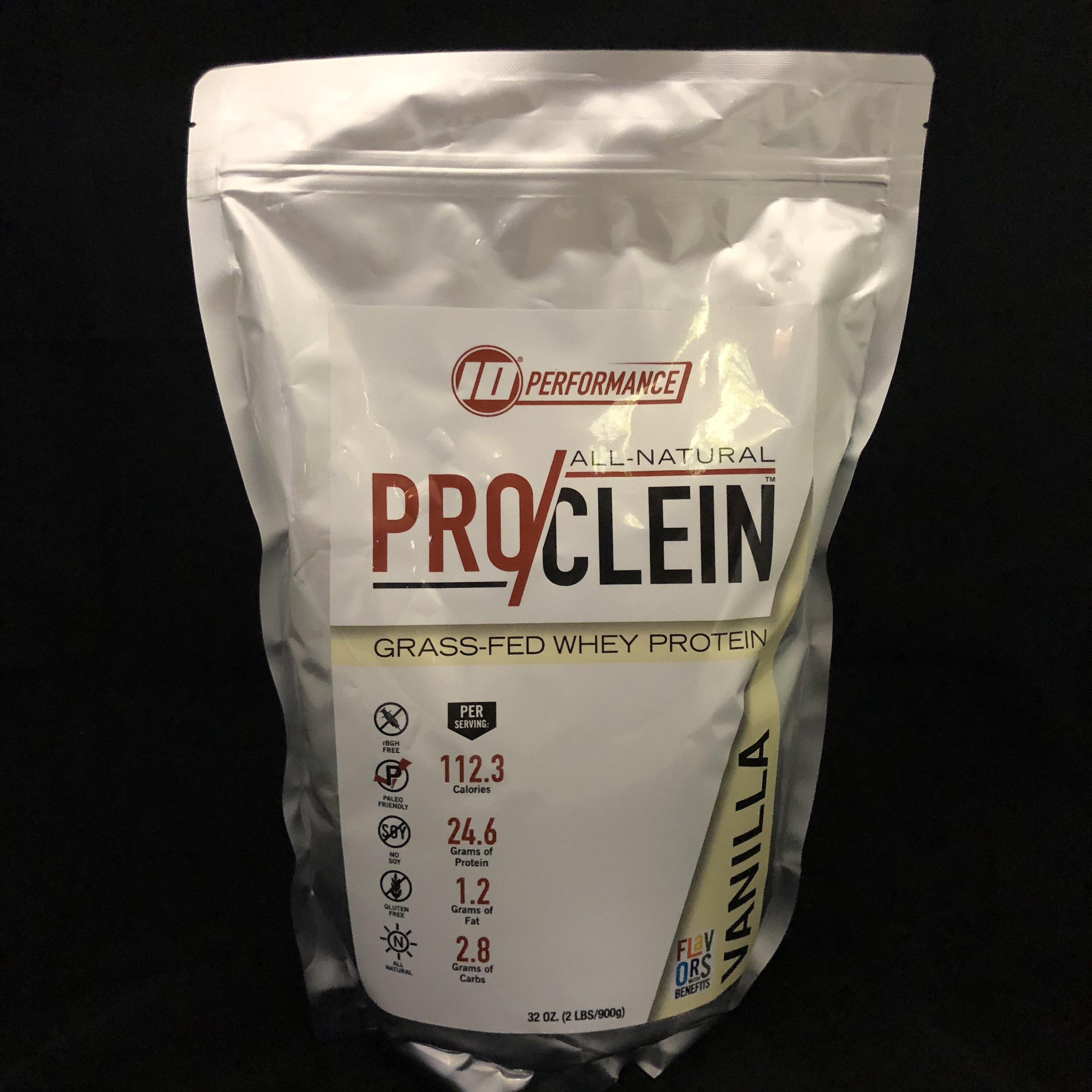 Pro Clean Vanilla 818016015365