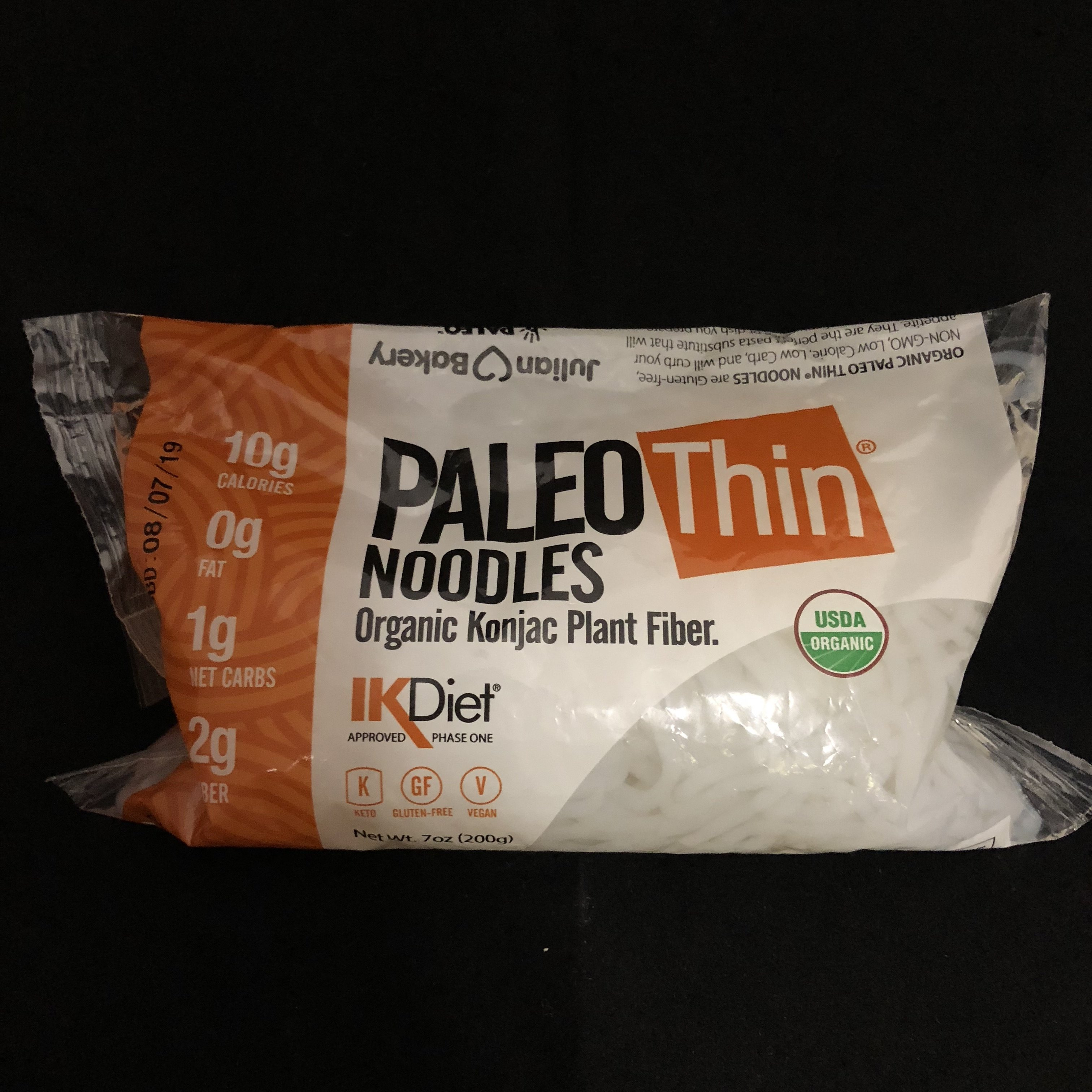 Paleo Thin Noodles 813926002375