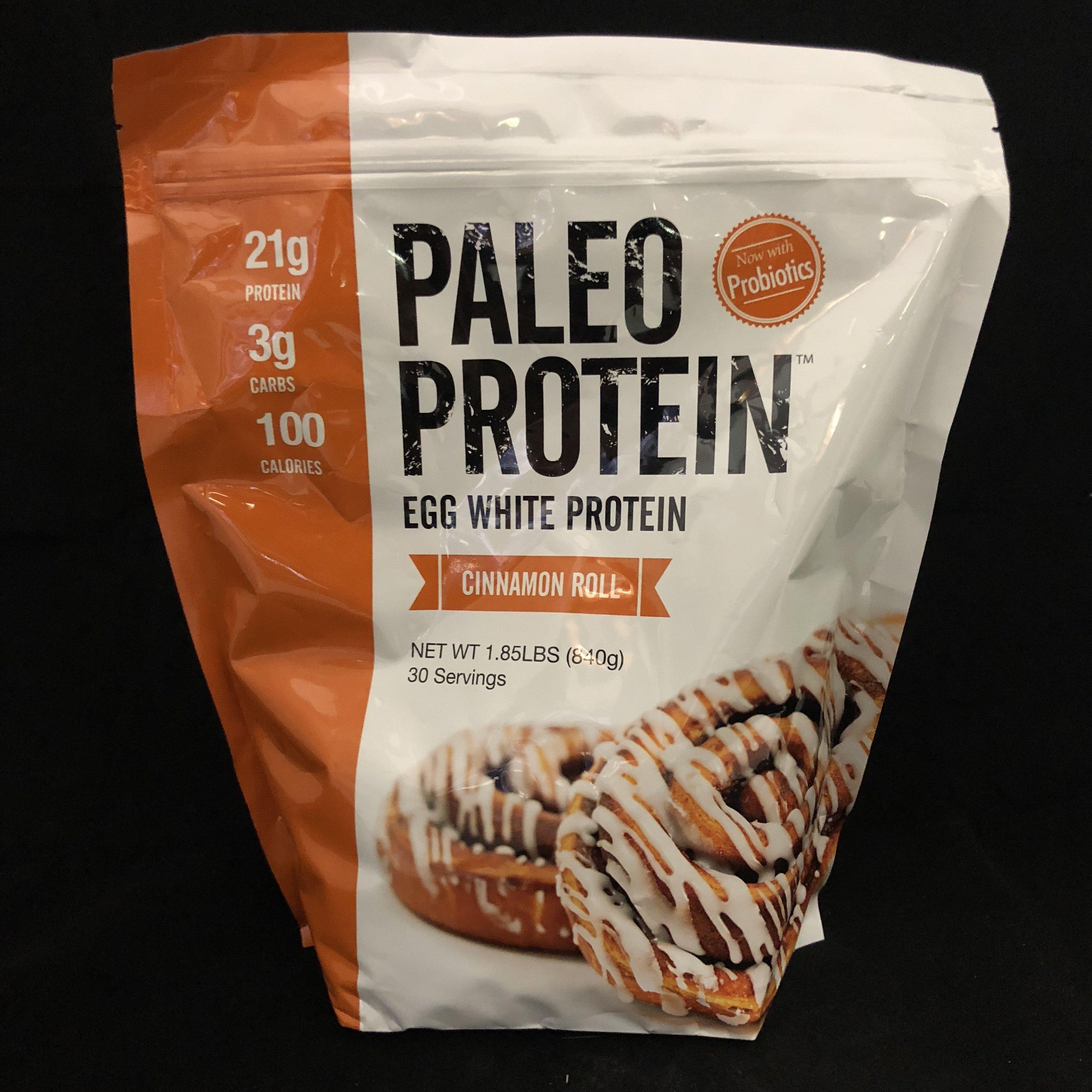 Paleo Protein Cinnamon Roll 813926004188