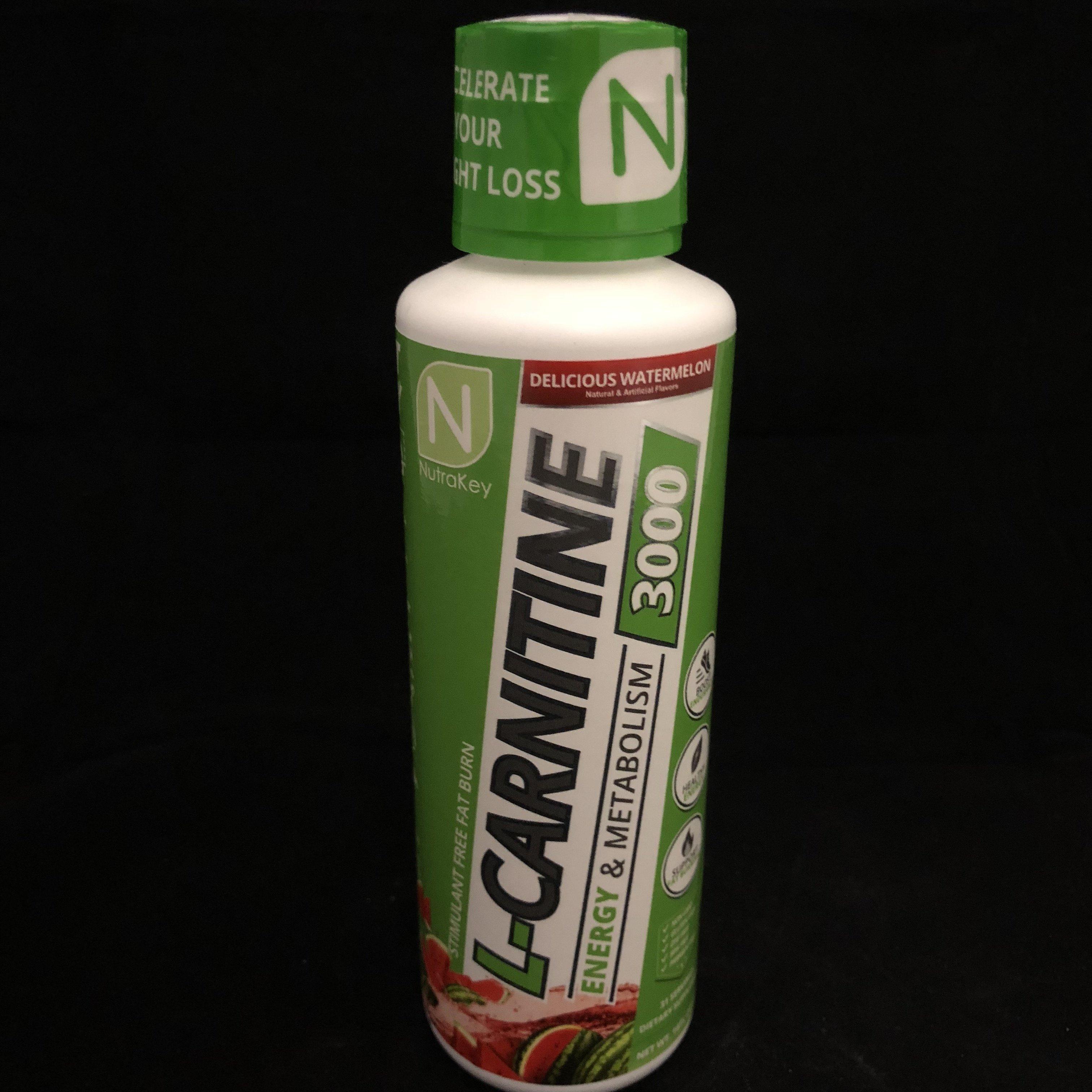 L-Carnitine 3000 851090006478-base