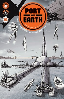 Port of Earth NYCC Ashcan