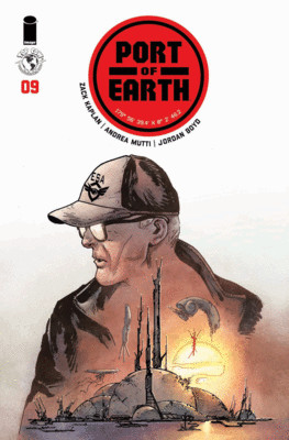 Port of Earth #9 Cover A