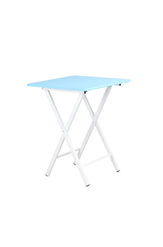 Foldable Table (Boot Square Blue)