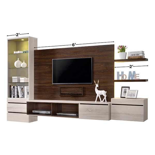 Wall Mounted TV Cabinet