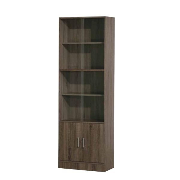 2' Filing Cabinet with door & glass