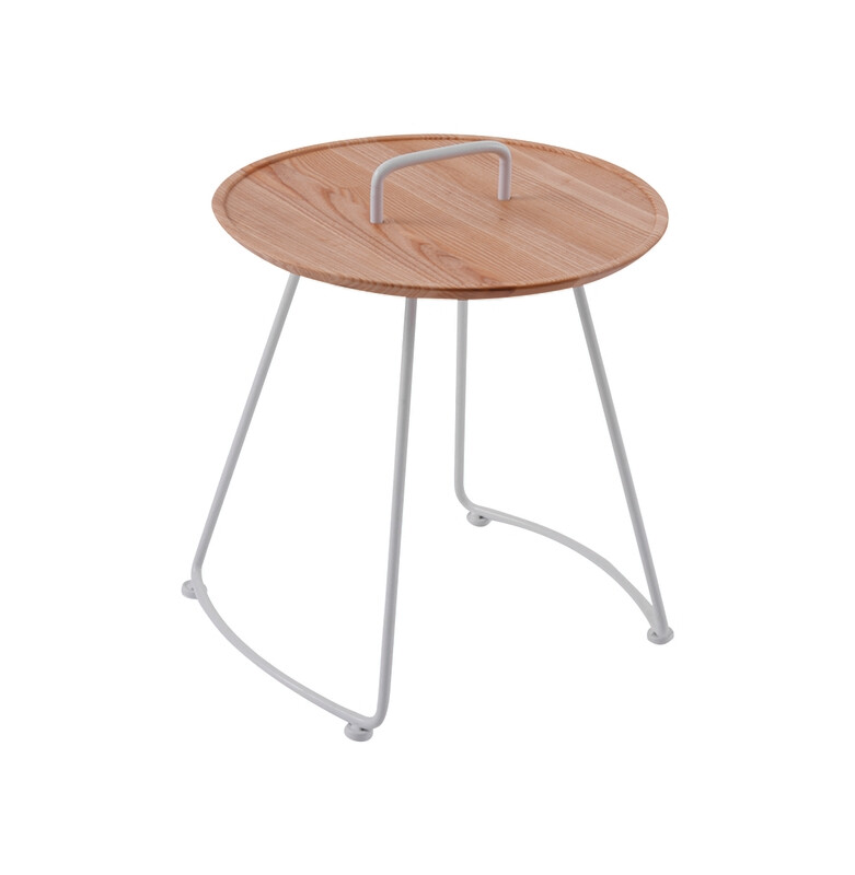 Coffee Table (Black/White)