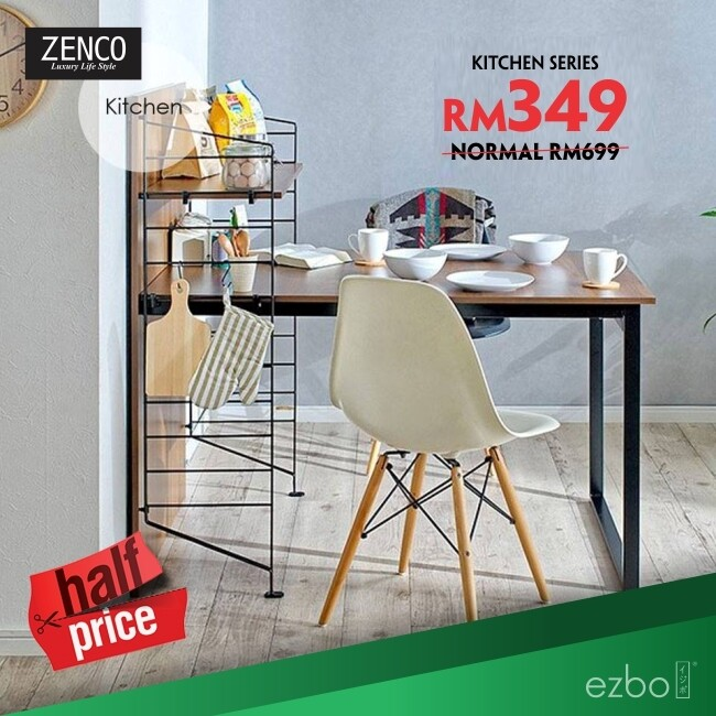 Ezbo Kitchen Series