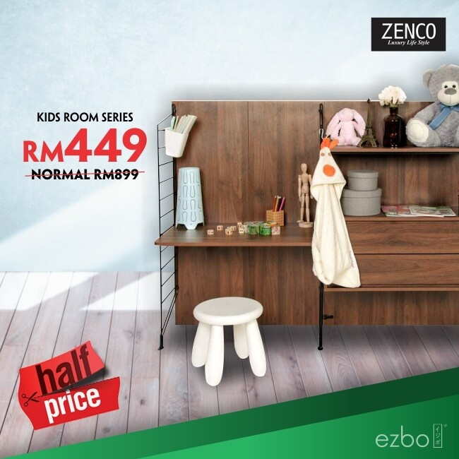 Ezbo Kid Room Series 1