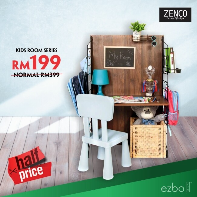 Ezbo Kid Room Series 2