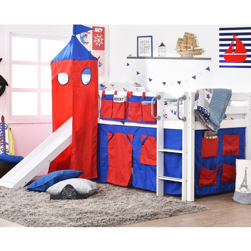 [PRE-ORDER] Children bed with ladder