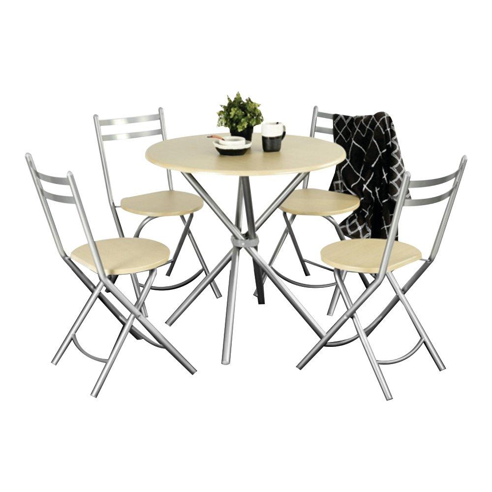 Wondrous Vitas Beech Dining Set Customarchery Wood Chair Design Ideas Customarcherynet
