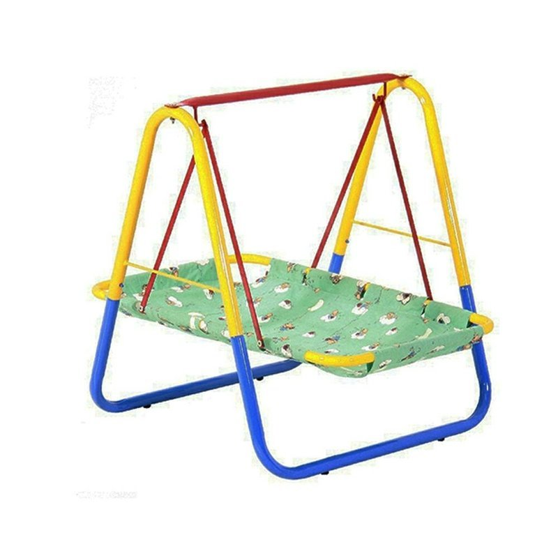 Children swing bed
