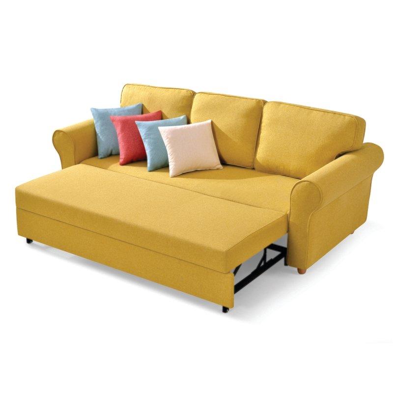 Fabric Sofa Bed (Display set)