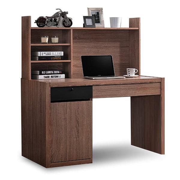 Study Table with bookshelf