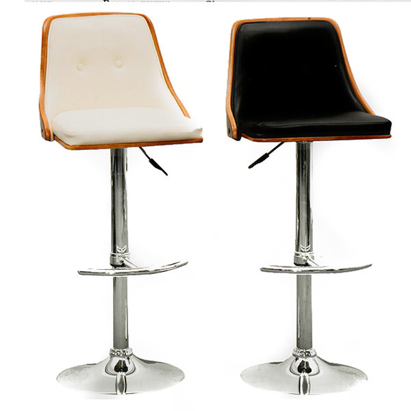 Classic Bar Stool with adjustable height