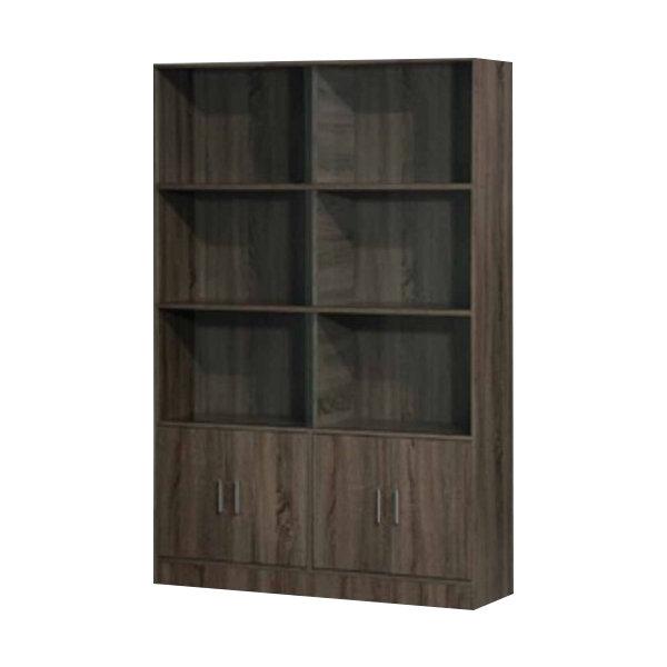 4' Filing Cabinet with door & glass
